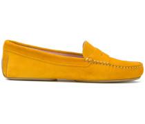'Josephine' Penny-Loafer aus Wildleder