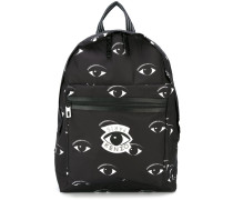 'Sac À Dos Eyes' Rucksack - men