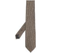 Texturierte Krawatte
