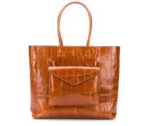 'Linda' Shopper mit Kroko-Effekt