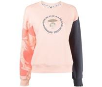AAPE BY *A BATHING APE® Sweatshirt in Colour-Block-Optik