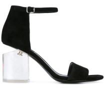 - Sandalen mit Kontrastabsatz - women - Leder - 36