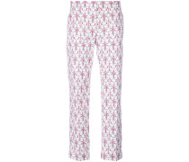 Alabastro cropped trousers - Unavailable