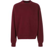Klassisches Fleece-Sweatshirt