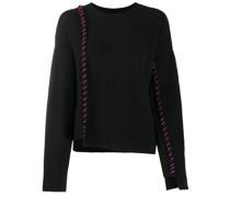 Pullover mit Seildetail
