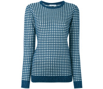 Pullover mit Vichy-Karomuster - women