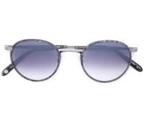 'Wilson' Sonnenbrille - women - Acetat/Metall
