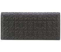 Portemonnaie mit eingeprägtem Muster - men