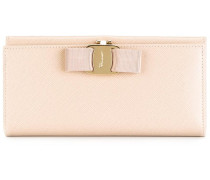 Vara bow folded wallet - women - Leder