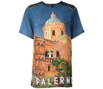 "T-Shirt mit ""Palermo""-Print"