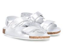 Sandalen mit Riemen - kids - Leder/rubber - 34