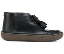 tassel-fastening sneakers