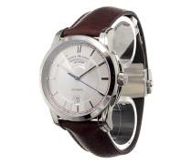 'Pontos Day/Date' analog watch