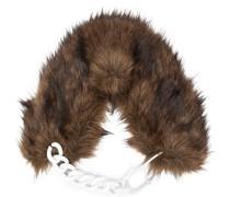 Kragen aus Faux Fur