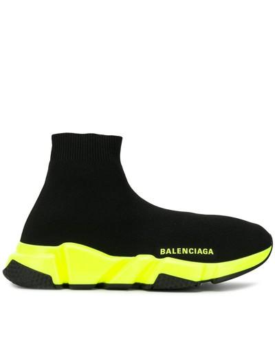 'Speed' Sock-Sneakers