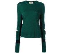 - Pullover mit Cut-Outs - women