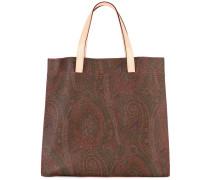 - Shopper mit Paisley-Print - women