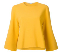 Oversized-Pullover mit Cut-Outs