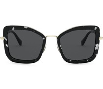 Butterfly-Sonnenbrille