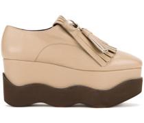 Loafer mit Plateausohle - women - Rindsleder