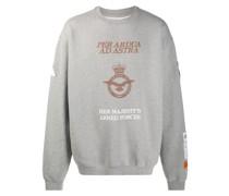 'Armed Forced' Oversized-Sweatshirt