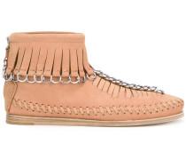 - Stiefel mit Verzierung - women