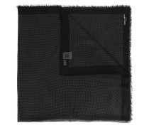 Großer Schal mit Punkten