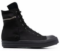 Cargo Sneakers mit Schnürung