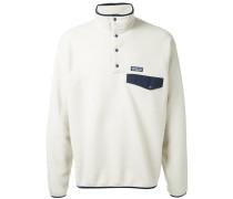 Fleece-Pullover mit Stehkragen - men