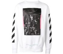 Sweatshirt mit Print - men - Baumwolle - S