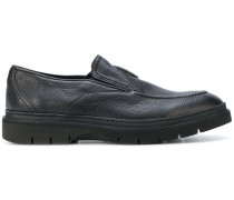Texturierter Loafer