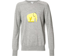 Pullover mit Elefantenmotiv