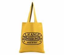 x Missoni Shopper mit Logo