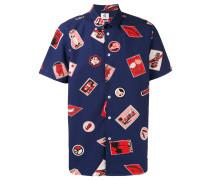 - Hemd mit kurzen Ärmeln - men - Baumwolle - M