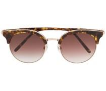 Sonnenbrille mit doppeltem Steg