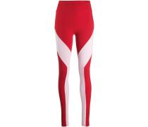 Leggings in Colour-Block-Optik