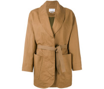 - Oversized-Jacke mit Gürtel - women
