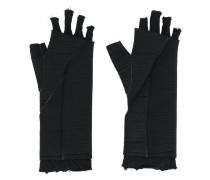 Handschuhe in Distressed-Optik