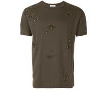 """T-Shirt mit """"Insekt""""-Stickerei"""
