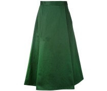 full midi skirt - women - Baumwolle - S