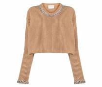 Pullover mit Kettenborten