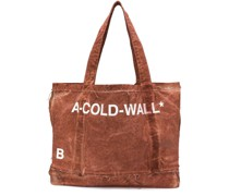 A-COLD-WALL* Shopper in Distressed-Optik