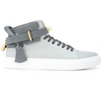 100 MM High-Top-Sneakers