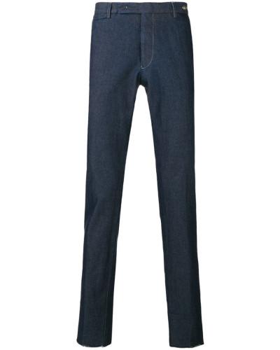 Hose mit schmalem Bein
