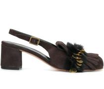 Verzierte Sandalen, 70mm