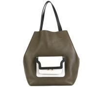 Handtasche mit Vordertasche