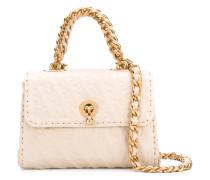 - Handtasche mit Kettenriemen - women - Leder