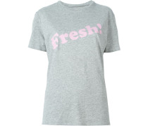 "T-Shirt mit ""Fresh!""-Print"