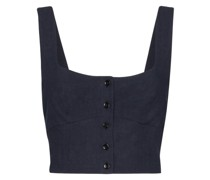 'Tilly' Cropped-Top