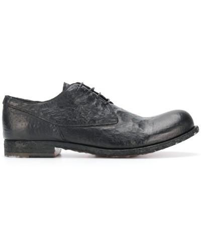 'Bubble' Derby-Schuhe im Used-Look